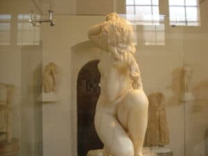 la statua di Afrodite